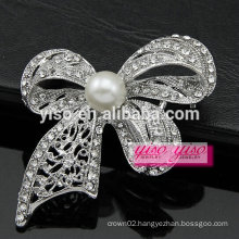 factory directly crystal butterfly brooch
